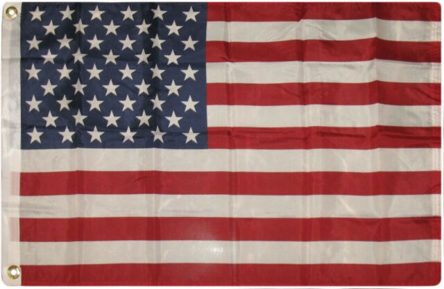 2x3 Stars and Bars 7 First National 2/'x3/' Banner grommets Super Polyester