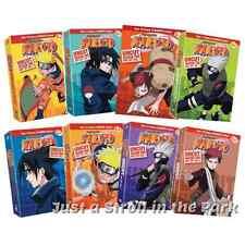 Naruto UNCUT: Complete Original Anime Series Seasons 1 2 3 4 Box/DVD Set(s) NEW