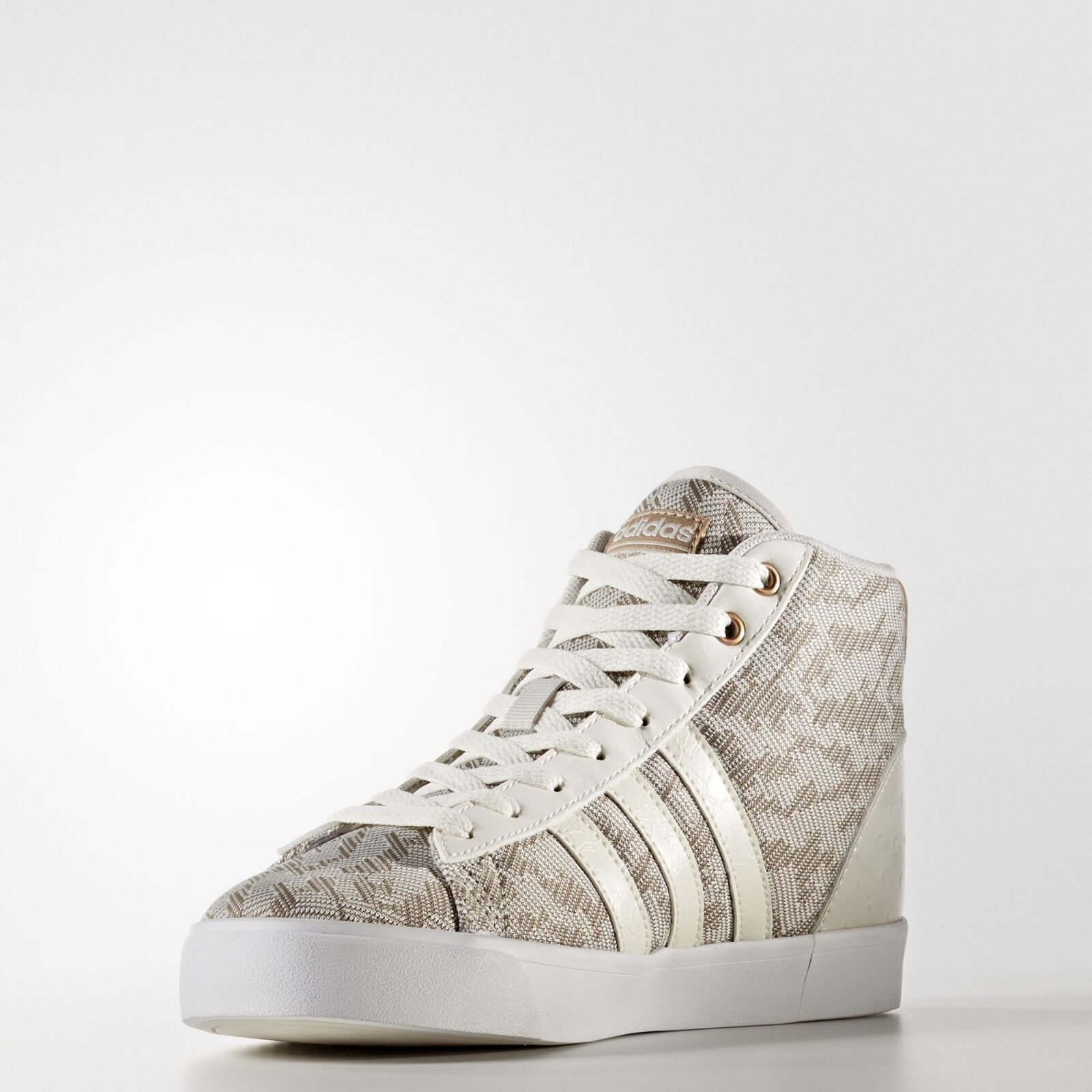 Adidas Neo Women shoes Cloudfoam Daily QT Mid Modern Casual Fashion B74275