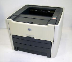 HP-LaserJet-1320-erst-1-127-Seiten-gedruckt-16MB-Inkl-Toner-Inkl-Rg