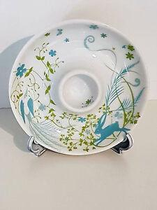 Eierbecher 2 er Set lila Authentics TABLE STORIES Design exklusiv Eierbecher