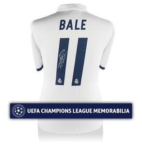b8f8da91c68 Image is loading Gareth-Bale-Official-UEFA-Champions-League-Signed-Real-