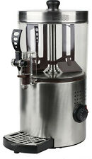 COMMERCIAL DRINKING CHOCOLATE MACHINE HOT BEVERAGE DISPENSER STAINLESS STEEL -3L