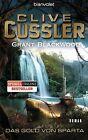 Das Gold von Sparta von Grant Blackwood und Clive Cussler (2011, Taschenbuch)