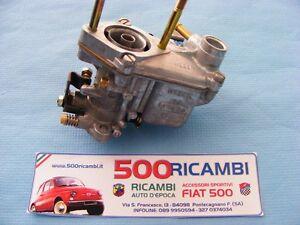 FIAT-500-F-L-R-CARBURATORE-MOTORE-500cc-WEBER-26-IMB-ORIGINALE-E-NUOVO-I-M-B