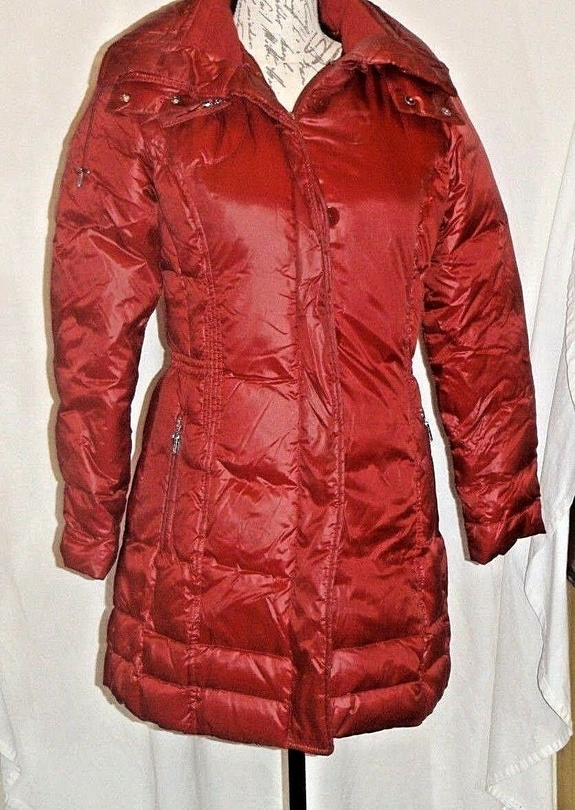 Woman`s Rainforest Puffy Coat Size XS