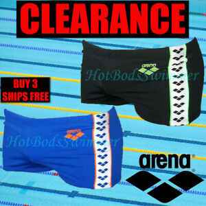 CLEARANCE-Arena-AST12143-Men-039-s-Low-Rise-Swimwear-Swim-Trunks-Shorts-Boxers