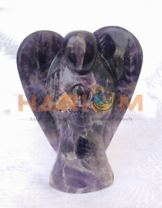 5 Exclusive Amethyst Angle Handmade Home Decoration Collectible Figuring Statue Gift