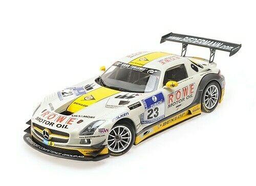 1 18 Mercedes SLS n°23 Nurburgring 2013 1 18 • Minichamps 151133123