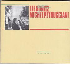LEE KONITZ / MICHEL PETRUCCIANI - toot sweet CD