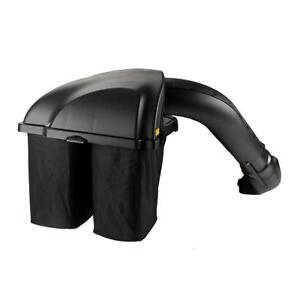 Craftsman-6-Bushel-2-Bin-Soft-Bagger-for-50-amp-54-Inch-MTD-Zero-Turn-Mowers-2015