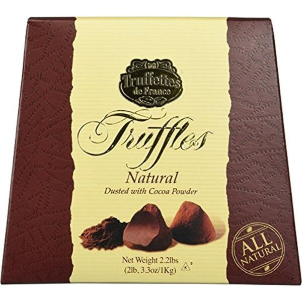 Costco Stock Quote: Chocmod Truffettes De France 2.2lbs 1kg All Natural