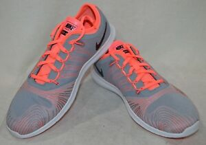 44d83758c12 Nike Flex Adapt TR Grey Black Lava Glow Women s Training Shoes ...
