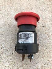 Emergency Stop Push Button Estop E Stop Honeywell Micro Switch