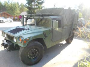 1985 Hummer H1 Humvee M1038