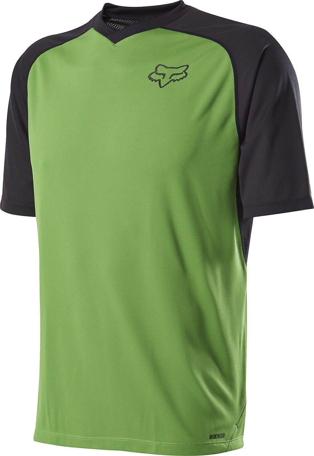 Fox Racing Indicator s s Jersey Green