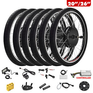 20-034-26-034-E-bike-Front-Rear-Wheel-Motor-Electric-Bicycle-Conversion-Kit-Cycling