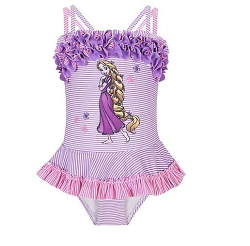 DeLuXe~RaPuNzEl~SWIM SUIT~Tangled~Ever After~2//3~4~5//6~7//8~10~NWT~Disney Store