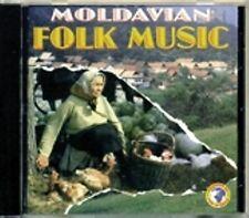 Moldavian Folk Music  Sounds Of The World  RARE OOP Original Import CD (Mint!)