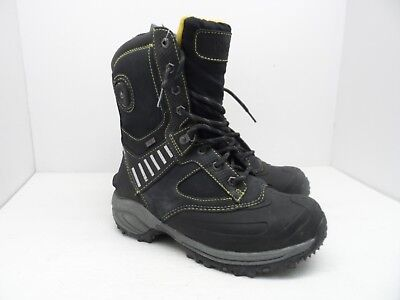 Snow Thermalectric Winter BOOTS Black