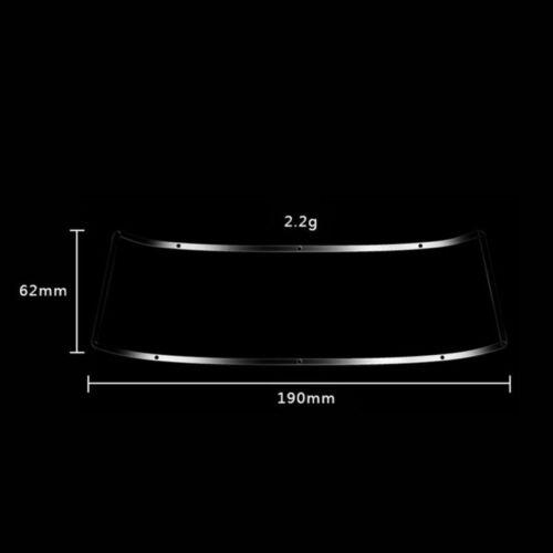 Windscreen Fenster Metall Dekor Streifen Rahmen Set for TRAXXAS TRX4 Ford Bronco