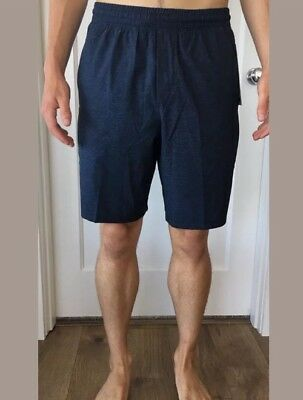 Lululemon Mens Size XXL Pace Breaker Short 9* Linerless