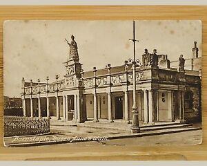 Vintage-Postcard-Topographical-Devon-Barnstaple-Queen-Anne-039-s-Walk