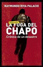 LA FUGA DEL CHAPO - PALACIO, RAYMUNDO RIVA - NEW BOOK