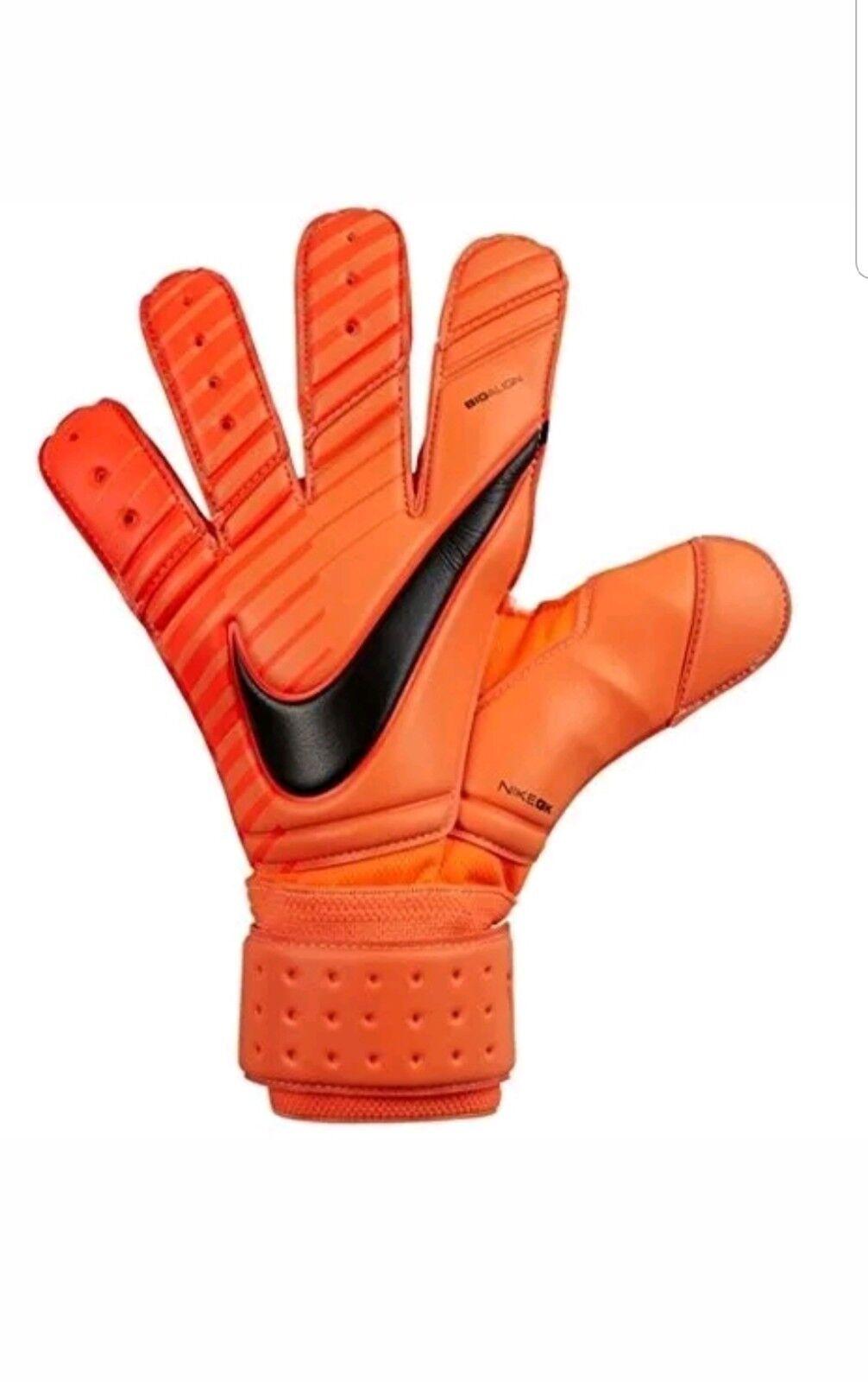 Nike Premier SGT gardien de but Gants Gants Gants (Total Orange/Hyper Crimson) (9) bee7d1