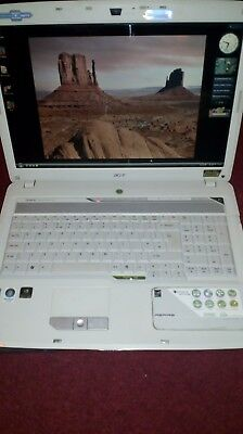 "Acer Aspire 7720G Laptop, 17"" Full HD, Blueray, 640 gb HDD, Dolby Sound, DVB-T"