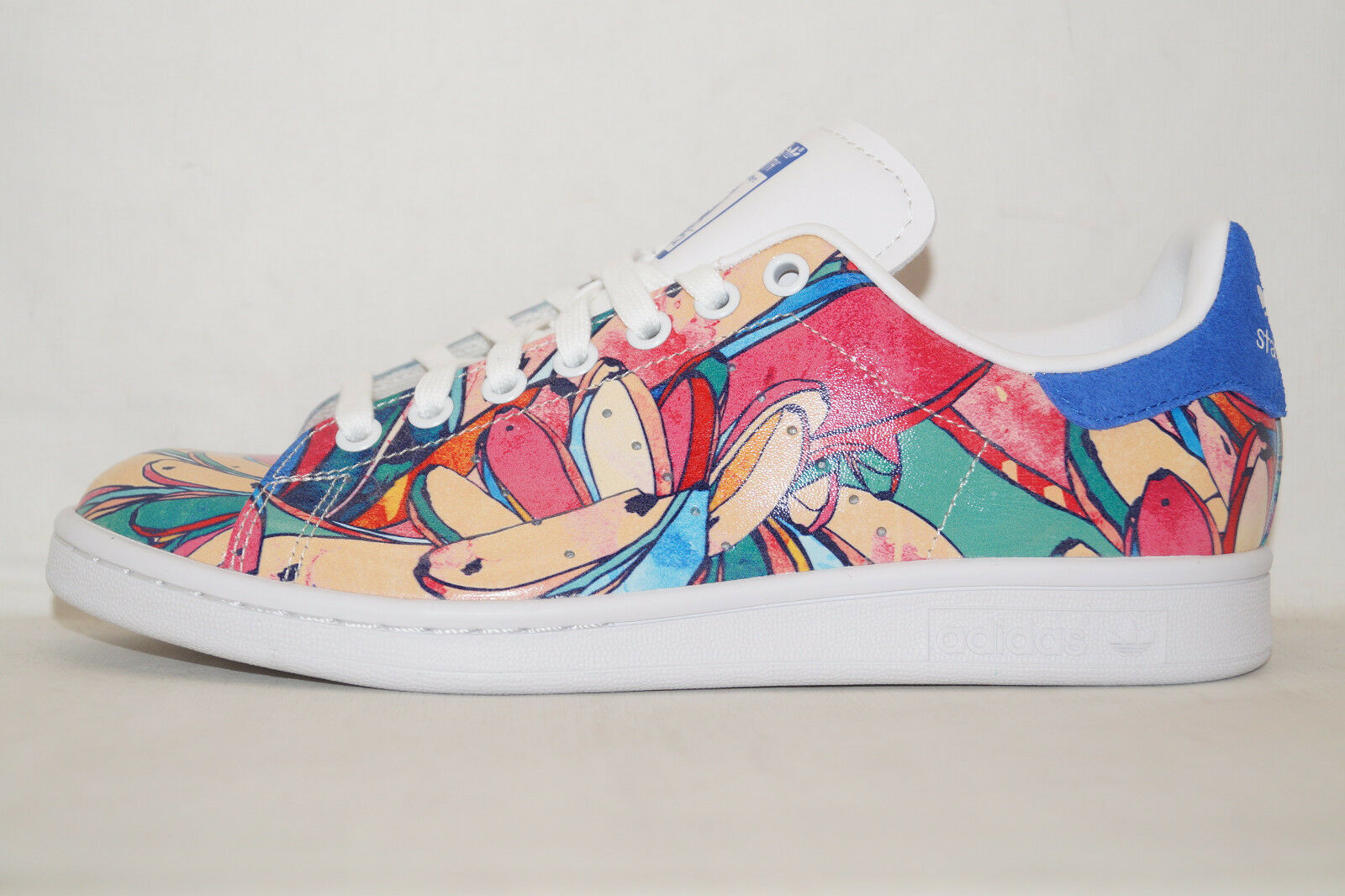 Adidas Originals Stan Smith UE 36 36 36 UK 3.5 tropical Print wmns s32036 Gomaespuma be386a