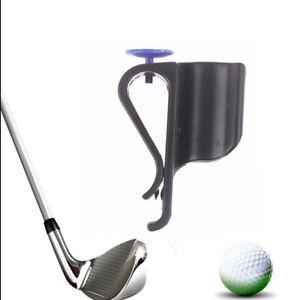 1pc-Golf-Bag-Clip-On-Putter-Clamp-Holder-Putting-Organizer-Club-Ball-MarkerB-DD