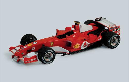 Ferrari F2005 M.Schumacher  Winner USA GP  2005 (Redline 1 24  24RL002)