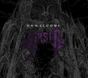 Arsis-Unwelcome-New-and-Sealed-Digipack-CD