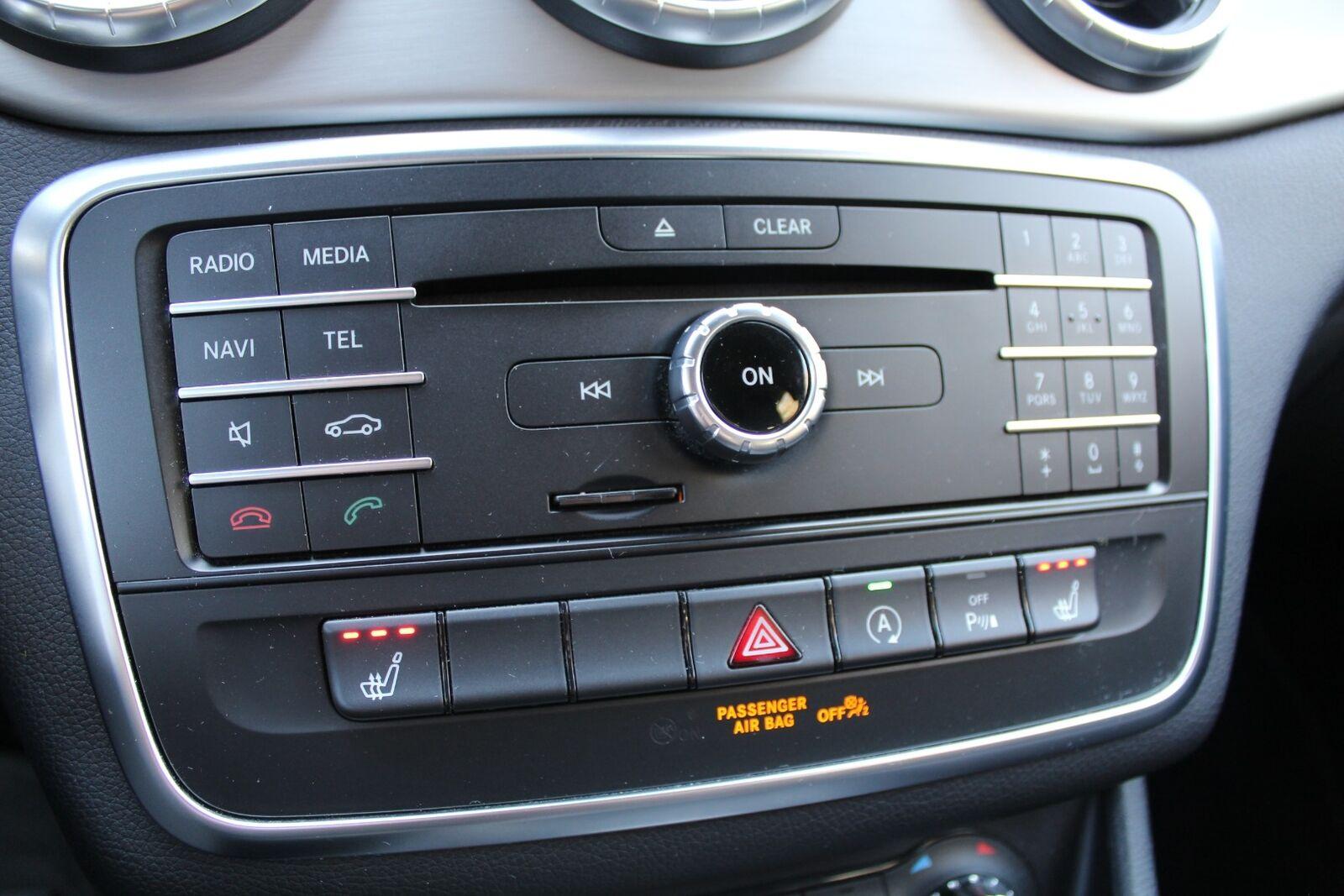 Mercedes CLA200 1,6 Shooting Brake - billede 14
