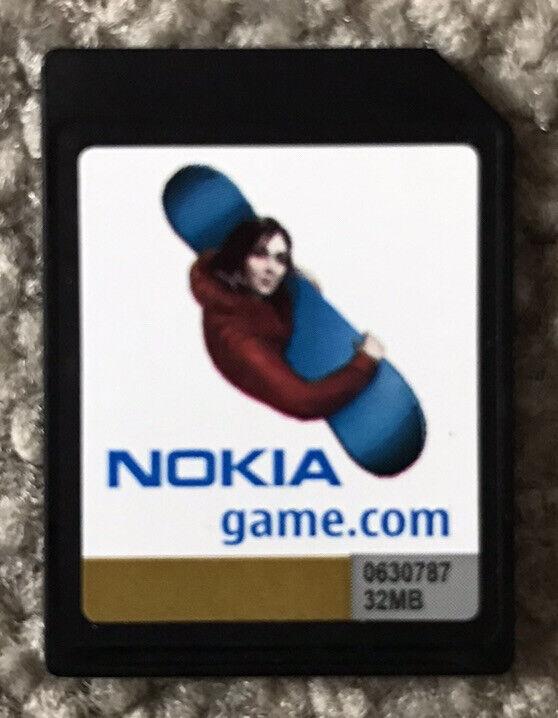 Nokia DTS-32 32mb Memory Card