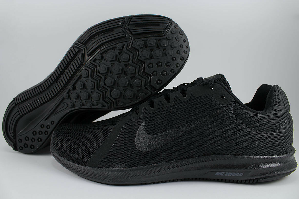 NIKE DOWNSHIFTER 8 EXTRA WIDE 4E EEEE TRIPLE schwarz RUNNING REVOLUTION MEN GrößeS