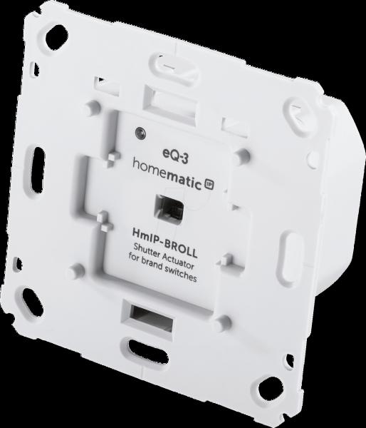 Homematic IP Rollladenaktor - fuer Markenschalter HmIP-BROLL