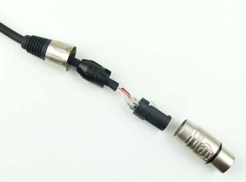10x 30 m Mikrofonkabel symmetrisch Adam Hall 3-Star XLR 3 pol DMX Mikrofon Kabel