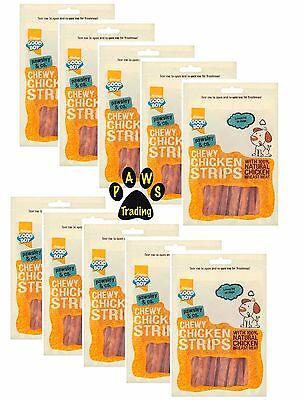 Good Boy Pawsley /& Co Meat Chicken Duck Tasty Dog Healthy Natural Treats Chews