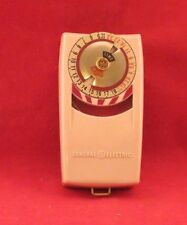Vintage GE Mascot Type PR-35 Exposure Meter (Universal)