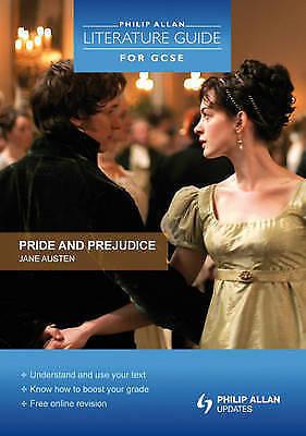 1 of 1 - Good, Philip Allan Literature Guide (for GCSE): Pride and Prejudice, Hubbard, Sh