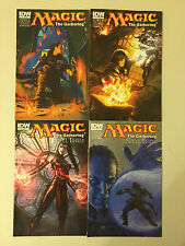 IDW WOTC MAGIC THE GATHERING COMIC COLLECTABLE BUNDLE X 4 INCLUDES SPELL THIEF