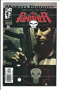 THE PUNISHER  14 MARVEL KNIGHTS Vol4 SEPT 2002 NM - Stockport, United Kingdom - THE PUNISHER  14 MARVEL KNIGHTS Vol4 SEPT 2002 NM - Stockport, United Kingdom