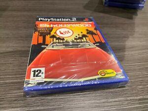 Detektiv-IN-Hollywood-PS2-Versiegelt-Neu-IN-Spanisch