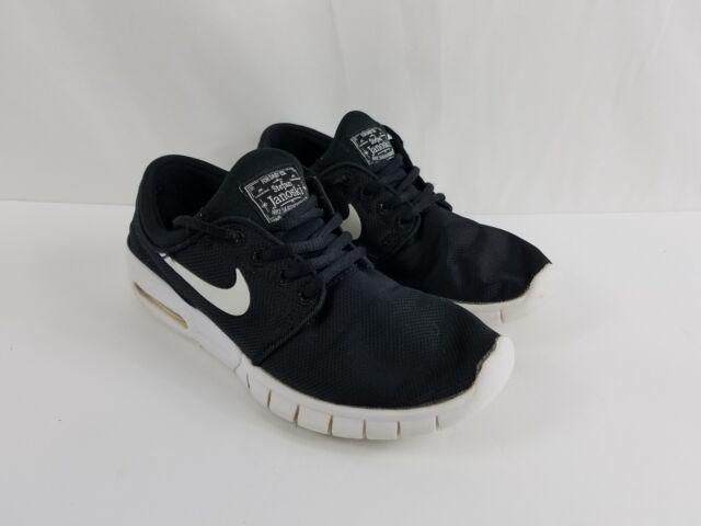 Nike 905217 Stefan Janoski Max 001 Black White UK 6 US 7