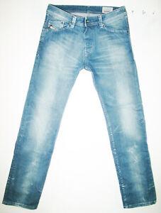 SEXY-UOMO-DIESEL-DARRON-ART-888D-Slim-Tapered-Jeans-Stretch-30x32-adatto-31x31