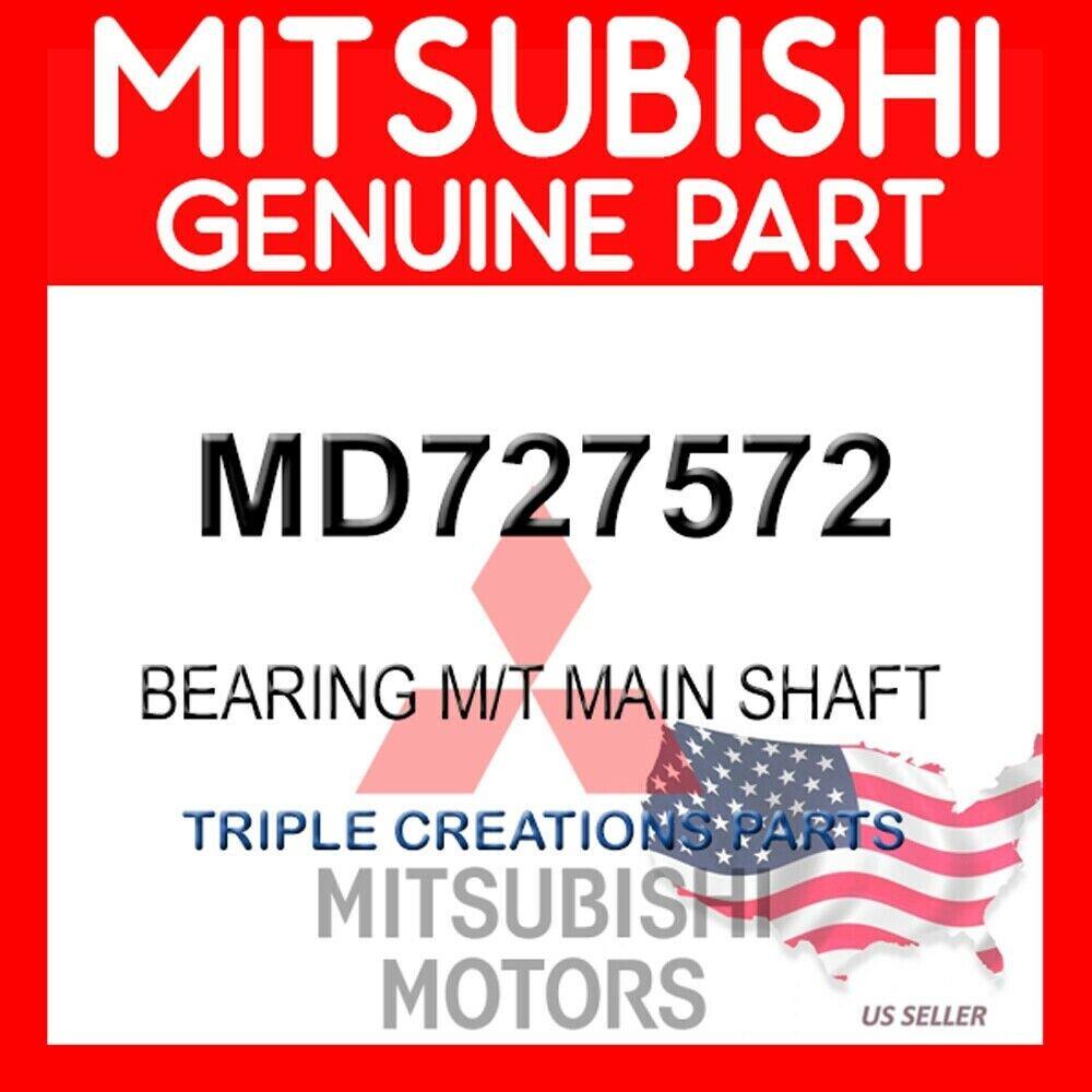 OEM 5-spd Transmission Output Shaft Main Bearing MD727572 NACHI 35BVV07X-7