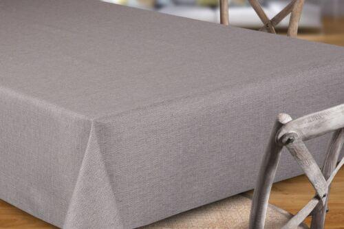 Motiv und Größe wählbar Jacquard Stoff Tischdecke mit Lotus Effekt abwischbar