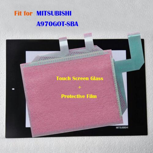 For MITSUBISHI A970GOT-SBA A970GOTSBA Touch Panel Glass Protective Film New